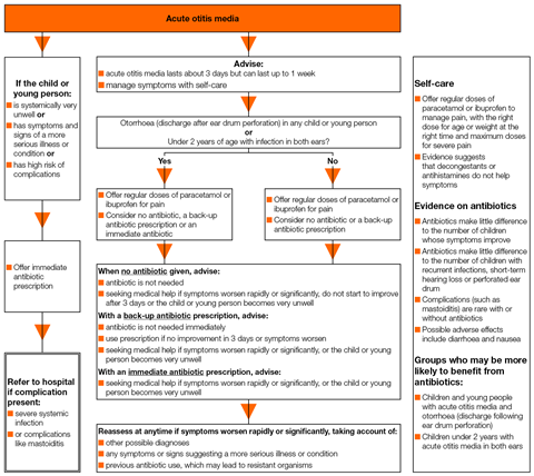 Media Guidelines For Kids Of All Ages >> Nice Otitis Media Guideline Nice Guideline Guidelines
