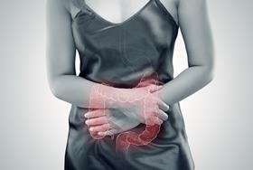 Woman holding gut (intestines)_AS resize