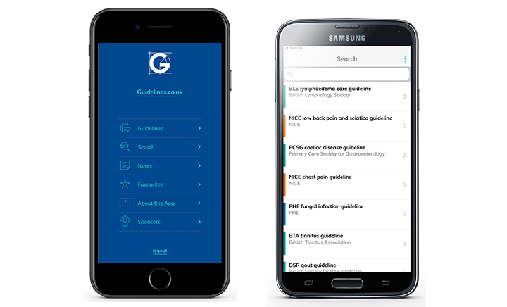 Guidelines app mobiles july 2019